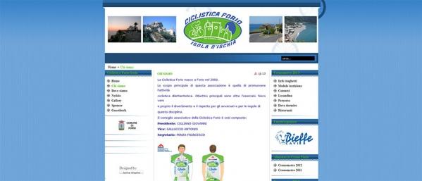 Ciclistica Forio
