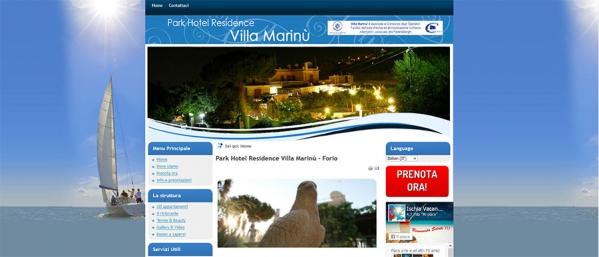 Hotel Villa Marinù